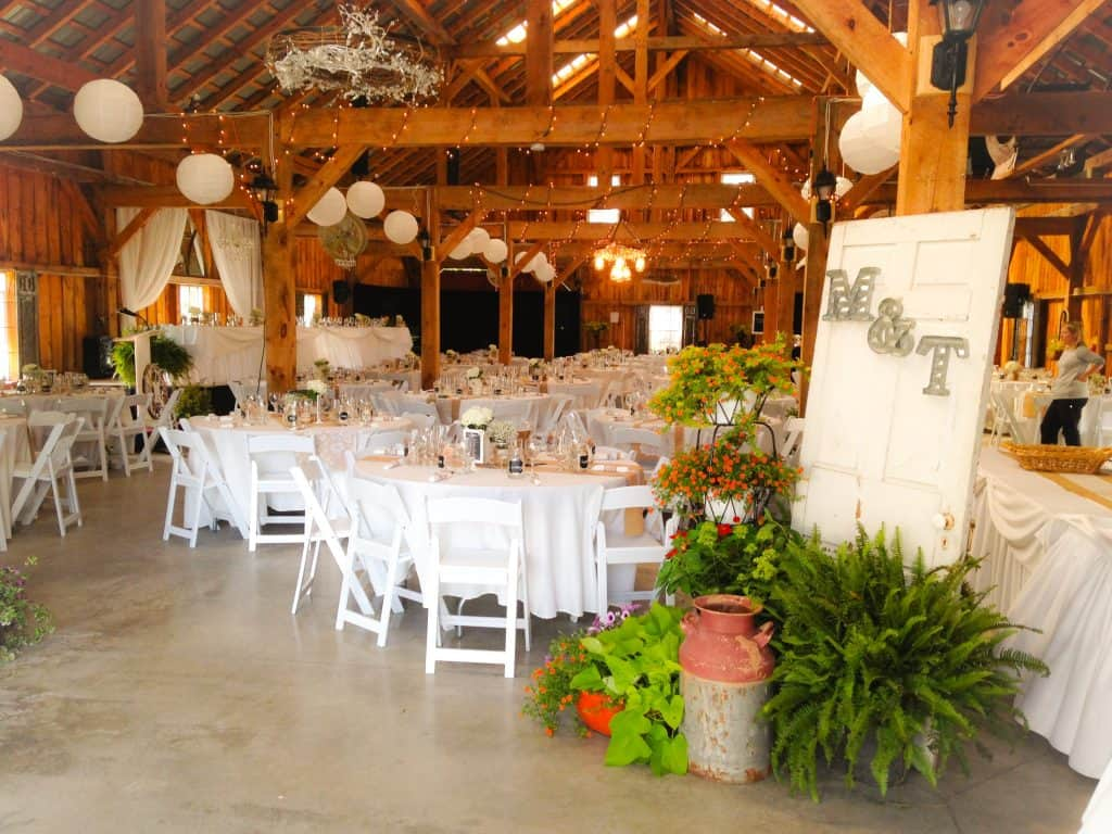 Building rental for Weddings and Events
